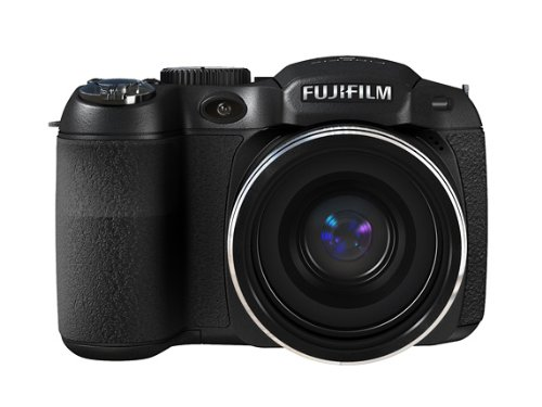 Fujifilm 14MP Digital Camera With 18x Optical Zoom, Black
