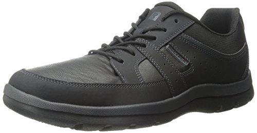 Rockport Mens Krijgt Uw Schoppen Blucher Fashion Sneaker Zwart