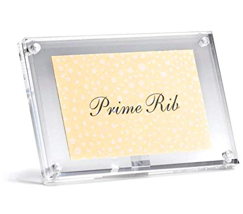 refrigerator magnet card holder - 7