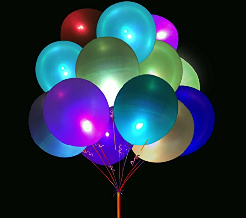 UTOPP Flashing Balloons Changing Decoration product image