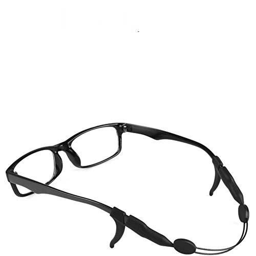 Glasses lanyard,Glasses chainGlasses rope,Sunglasses Straps,Men Women Eyewear Retainer,Adjustable Eyeglass Holder - Mens Large Eyeglasses Heads For