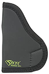 Sticky Holsters MD-4 Gen 1 Gun Belt, Black, Medium
