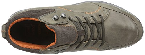 Josef Seibel Calvin 06 - botas de senderismo de cuero hombre marrón - Braun (707 vulcano)