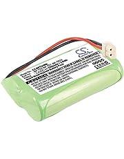 VINTRONS 1500mAh Battery for Sony NTM-910, NTM-910 Baby Nursery Monitor,