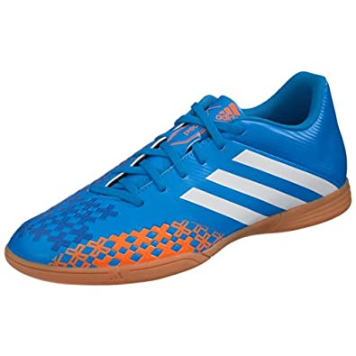 adidas predito lz in fussball hallenschuhe pride blue