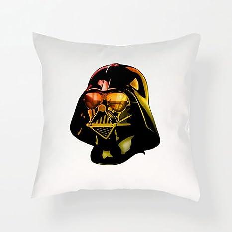 Charo Gifts Cojín con diseño de Darth Vader de Star Wars ...