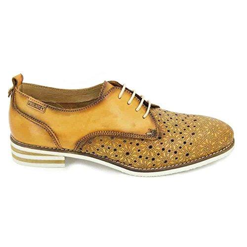 Pikolinos en Cuir Marron 5777 Chaussure Brun W3S rB15Erqx