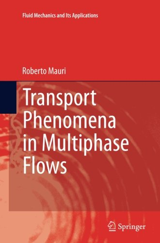 Transport Phenomena in Multiphase Flows (Fluid Mechanics and Its Applications)