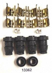 Better Brake Parts 13362 Disc Hardware Kit