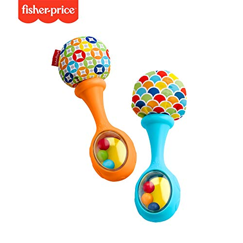 Fisher-Price Rattle 'n Rock Mara...