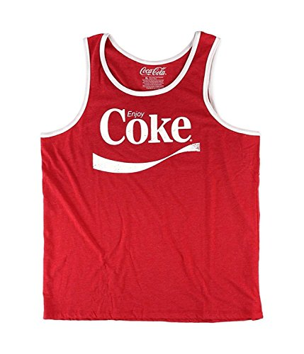 Coca Cola Mens Simple Swoosh