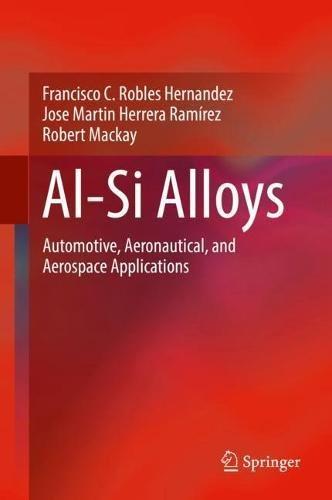 Al-Si Alloys: Automotive, Aeronautical, and Aerospace Applications