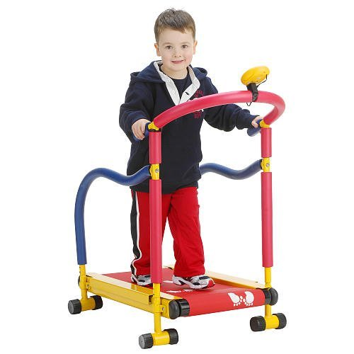 Redmon Fun and Fitness Exercise Equipment for Kids - Tread Mill