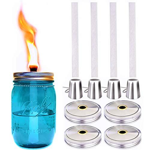 Outdoor Garden Oil Lamps in US - 7