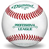 Diamond D1-PRO Professional League Baseball (One Dozen)