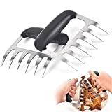 Meat Shredder Claws BBQ Stainless Steel Barbecue Shredder Bear Claws Meat Handler Carving Forks