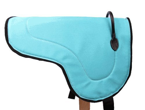 Cordura Miniature Horse Bareback Pad (Hot Pink)