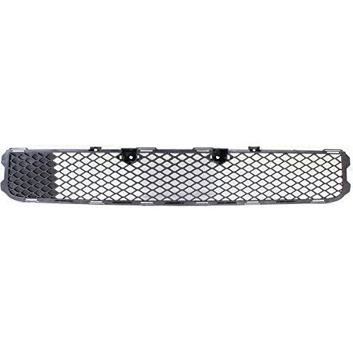 Evan-Fischer EVA22472050867 Bumper Grille for Toyota Echo 03-05 Front Lower Center Painted Black Coupe/Sedan (Toyota Echo Front Bumper)