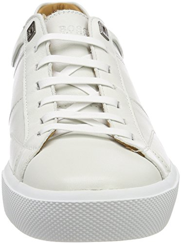 Boss Business Herren Escape_tenn_na Sneaker Weiß (bianco 100)