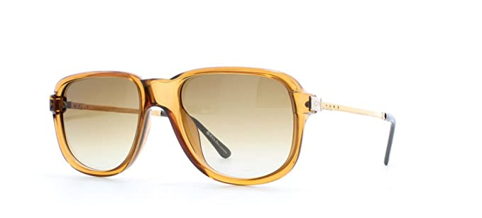 60f54be75b2 Image Unavailable. Image not available for. Color  Christian Dior 2418 70  Brown Certified Vintage Rectangular Sunglasses For Mens