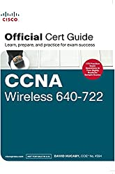 CCNA Wireless 640-722 Official Cert Guide, 1/e