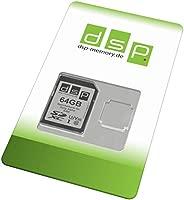 Tarjeta de Memoria de 64 GB para Sony Alpha 6300 (tamaño V30)