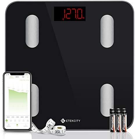 Etekcity Smart Bluetooth Body Scale product image