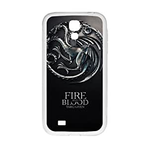 fire adn blood targaryen Phone Case for Samsung Galaxy S4 Case by Maris's Diary