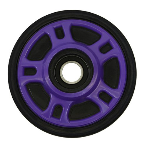 Ppd Oem Idler Wheel Arctic Cat Purple 5.630""