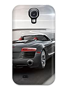 High-quality Durability Case For Galaxy S4(audi R8 Spyder 10)