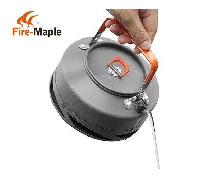 Fire Maple Heat Exchanger Kettle Camping Tea Pot Outdoor Kettle 0.8L FMC-XT1