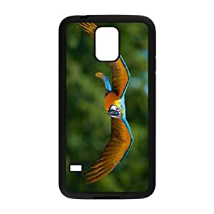 Flying Parrot Hight Quality Plastic Case for Samsung Galaxy S5