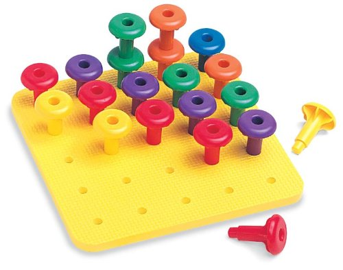 Jumbo Easy Grip Pegs and Playpad Set