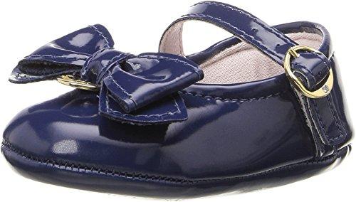 Pampili Baby Girl's Nina 379.491 (Infant/Toddler) Navy Blue Flat 20