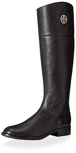 Tory Burch Black 32348 001 Women's Junction Riding Boot