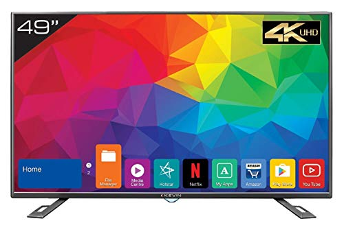 Kevin 4K UHD LED Smart TV KN49UHD