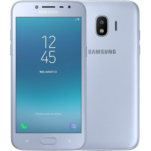 Samsung Galaxy J2 Pro J250M Unlocked GSM 4G LTE Android Phone w/8MP Camera - Silver