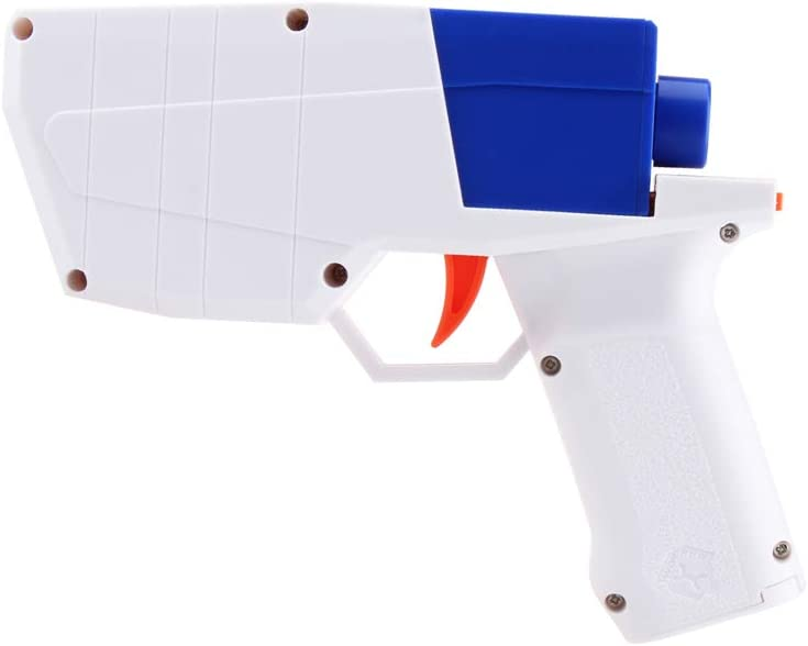 WORKER Mod Hurricane Semi-Automatic Electric Blaster for Nerf Games Toy