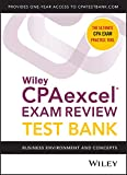 Wiley CPAexcel Exam Review 2020 Test Bank: Business