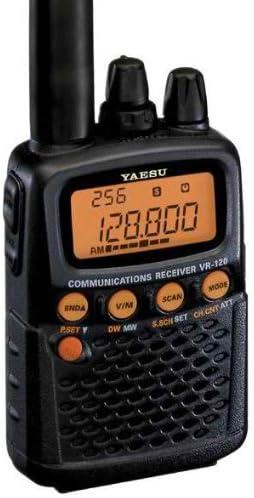 YAESU VR-120D ESCANER PORTATIL