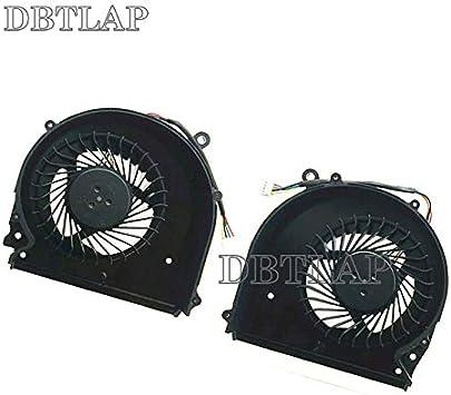 Laptop CPU Fan for Gigabyte P56XT P56X V7 BS4805HS-U3B New and Original