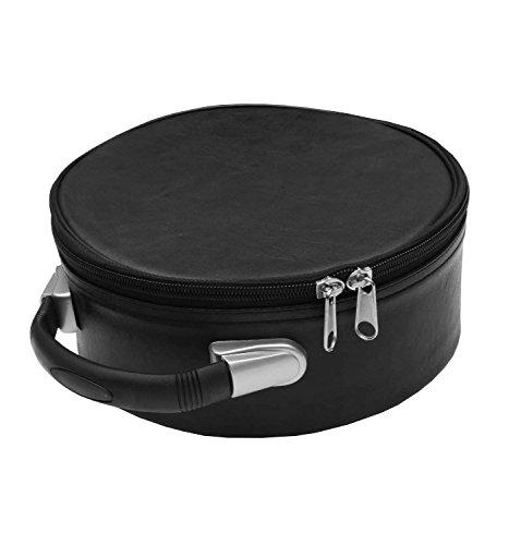Price comparison product image Masonic Regalia Cap Case Black for double eagle 32nd ,  33rd degree Scottish Cap Black