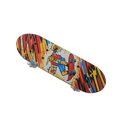 Hot Trend Double-Sided Printing Children's Skateboard Skate