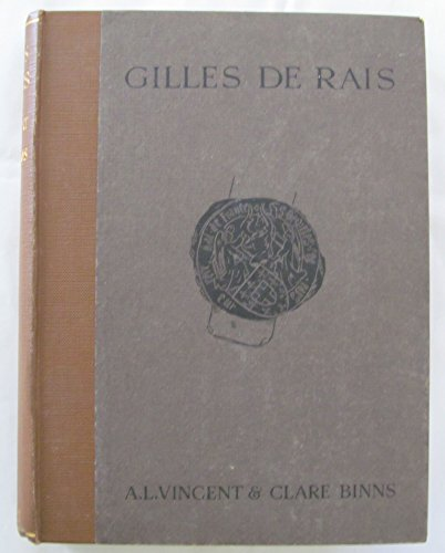 Gilles de Rais: The original Bluebeard,