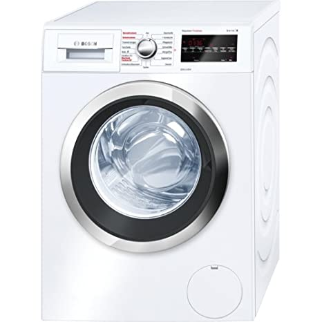 Bosch Serie 6 WVG30490 Independiente Carga frontal A Blanco ...