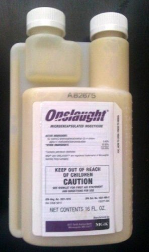 Onslaught Micro encapsulated Insecticide Concentrate MGK1002 product image