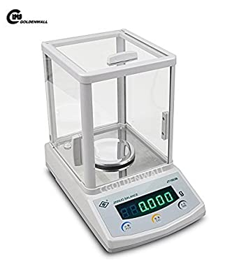 4b287adfccba CGOLDENWALL JTB Series Analytical Balance Lab Scale Electronic LCD ...