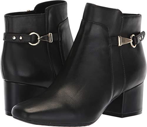 Bandolino Women's FARUKA Fashion Boot, Black, 8.5 M ()