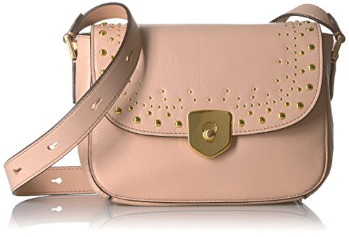 Marli Cole Nude Pink Haan Mini Saddle Studding r5UraqY