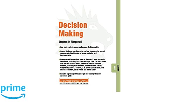 Decision Making (Express Exec)